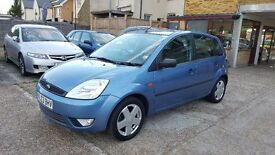 2003 Ford Fiesta 1.4 Zetec 5dr / LOW MILEAGE / F/S/H/