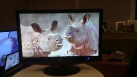 LG TV Monitor Freeview