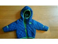 Baby 6-9 coats North Face, Next