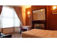 Female London House Flat Share, Master Double Size Rooms at Single Price -- mint pie