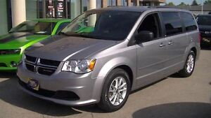 2014 Dodge Grand Caravan SXT PLUS WITH DVD, NAVIGATION