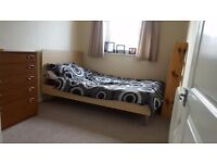 *FURNISHED DOUBLE ROOM AVAILABLE IMMEDIATELY *
