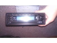 L and S Cd player
