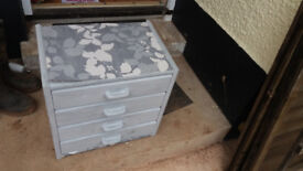 Small Grey Drawers