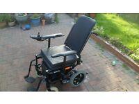 Harrier plus power wheelchair/scooter