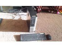 Gaming & Homework i5 Quad Core PC, 4GB DDR3 RAM, 500GB HD, HDMI, Photoshop CS6, MS Office, Window 10