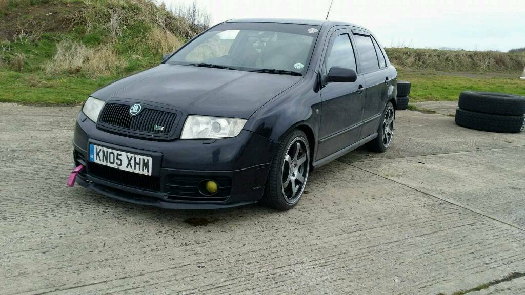 2005 skoda fabia vrs mk1 in coatbridge  north lanarkshire gumtree VW Mechanic 1968 VW Transporter