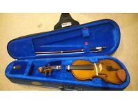 1/8 Stentor beginner violin