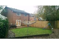 2 Bedroom House for rent in Heritage Park, St. Mellons, Cardiff - Available from 20th November 2016