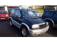 Suzuki GRAND VITARA SE TD **1** OWNER 12 MONTHS MOT FULL SERVICE HISTORY IMMACULATE CONDITION