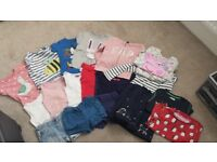 Girls clothes bundle 2-3 & 3-4 years