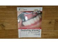 NEW-Mosby's Textbook of DENTAL NURSING-Mary Miller ,Crispian Scully-Page burst-Best offer accepted