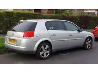Vauxhall Signum for sale mot until next may