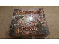 Pathfinder adventure card game. Rise of the Runelords base set