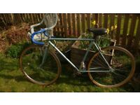 ***Gent's Racing Bike *** 22 inch frame** ** 26 inch wheel**