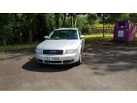 Audi A4 1.9Tdi 130bhp 6 speed full year MOT 2 Owners