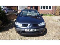 Renault Megane 2L Convertible bargain at £800