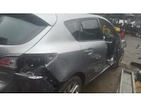 Mazda 3 Sport 2010 1.6 Petrol For Breaking - CALL NOW!!!