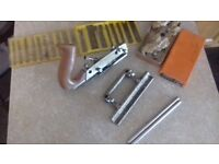 Stanley combination plane and stanley swing brace