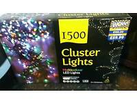 Christmas Cluster Lights RRP£150