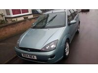 Economical Ford Focus Estate with 8 Months MOY