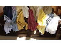 "17 men""s shirts all size 17..17,1/2"