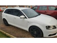 Audi a3 sports back full dealer histoy