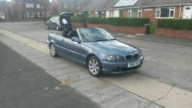BMW 325CI. electric hood.memory seats. a/c. multi changer cd. Full service history. great condition