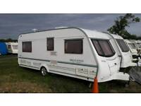 Coachman amara fixed bed. Model 530/4 year 2001