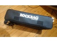 Warwick RockBag - Shallow Rackbag 3HE/3U
