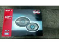 Sony xs-F6925 Car Speakers- New/Sealed