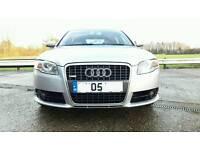 Audi A4 1.9tdi Sline