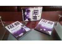 Exercise DVD Taebo Billy Blanks - The Ultimate Collection