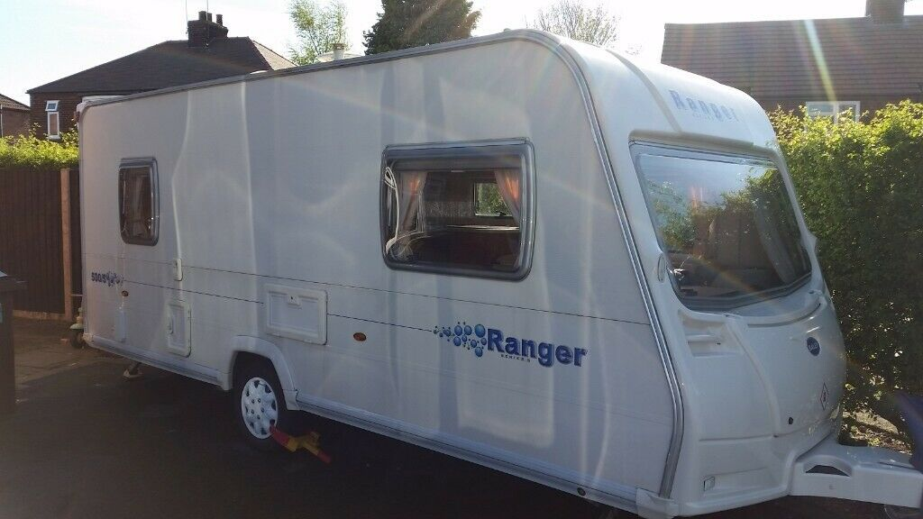 5 berth Touring Caravan - Bailey Ranger 500/5 2007 (v.good ...