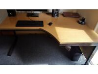 Office Desk ( Large Right Hand )