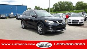 2014 Nissan Rogue SL Traction intégrale  AWD