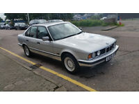 bmw 525 tds full year mot full service