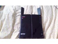 Buffalo AirStation Gigabit Router + AP || WZR-HP-AG300H || DD-WRT.
