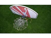 Basketball hoop - wall mounted - used