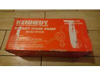 Rotary Hand Pump