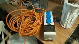 Mobile Power Unit