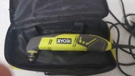 Ryobi muli tool good condition