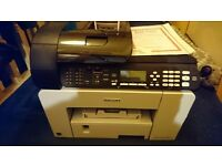 Printer/scanner/copier/ Ricoh Geljet