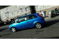 Ford fiesta climate 1.25 zetec