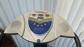 Keep fit vibration plate shaker machine good condition £50 ono