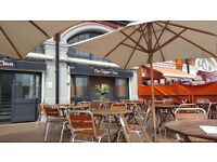 Waiting staff required for immediate start