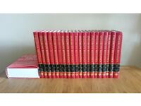 Children's Encyclopaedia Britannica, 4th Edition, 20 volumes - as new