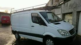 Mercedes sprinter not transit, or movano