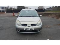 Renault scenic 2.0 AUTOMATIC IN GOOD CONDITION long MOT