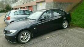 Bmw 318d spares or repairs SOLD